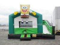 Factory directly sell inflatable cute spongebob combo with best quality Z2054