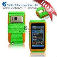Hot sale !New Mobile phone combo case for Nokia N8