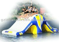 2014 {Qi Ling} water park inflatable revolution,inflatable floating climbing,inflatable revolution