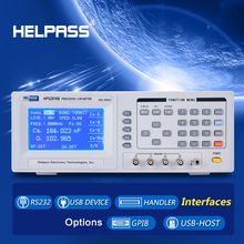 Model HPS2816B precision LCR Meter with RS232 Interface and Handler Interface