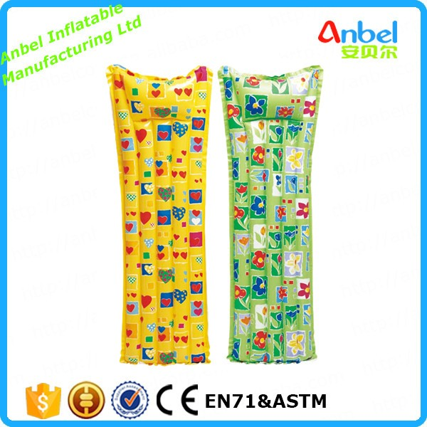 Anbel Pocket Swimming Pool Float Mattress Inflatable Mat Raft