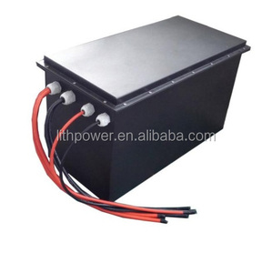 18650 high capacity rechargeable 48v 100ah/200Ah/400ah lifepo4 lithium ion electric car battery/Golf Cart/ RV/ Marine