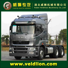 CAMC 6x4 RHD tractor truck with 12.00-R20 tyre