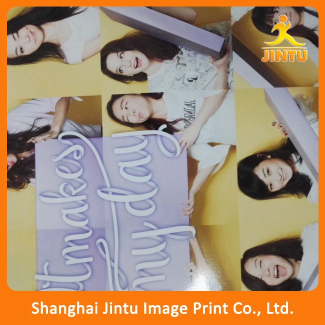 2016 Mini Poster Photos stickers Promotion Advertisements