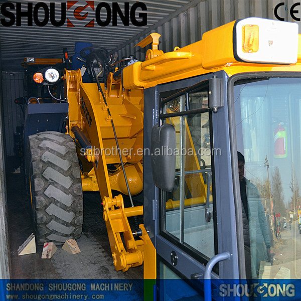 SHOUGONG SG15F 1.5t Mini Construction Machinery