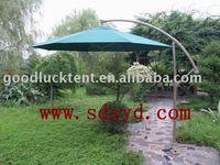 2015 high quality and useable Out door Hanging umbrella 02/Umbrella base/Garden umbrella