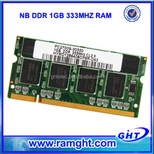 Bulk notebook ddr1 1gb ram for every motherboards