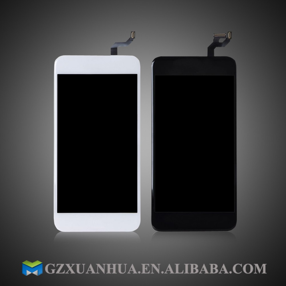 GuangZhou mobile phone accessories for iphone 6s plus lcd oem, for apple iphone lcd Best Quality LCD for iphone 6s plus