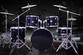 2016 best choice TPJ 5 PCS drum set