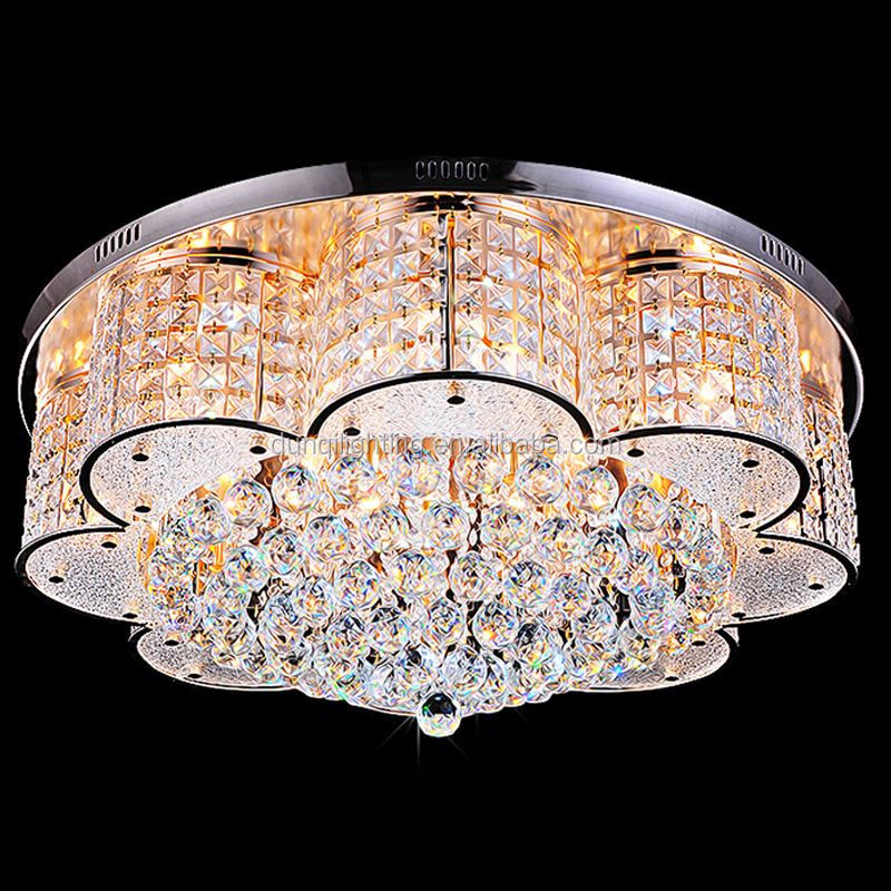2017 New arrival pink kids crystal chandelier for hotel project club villa