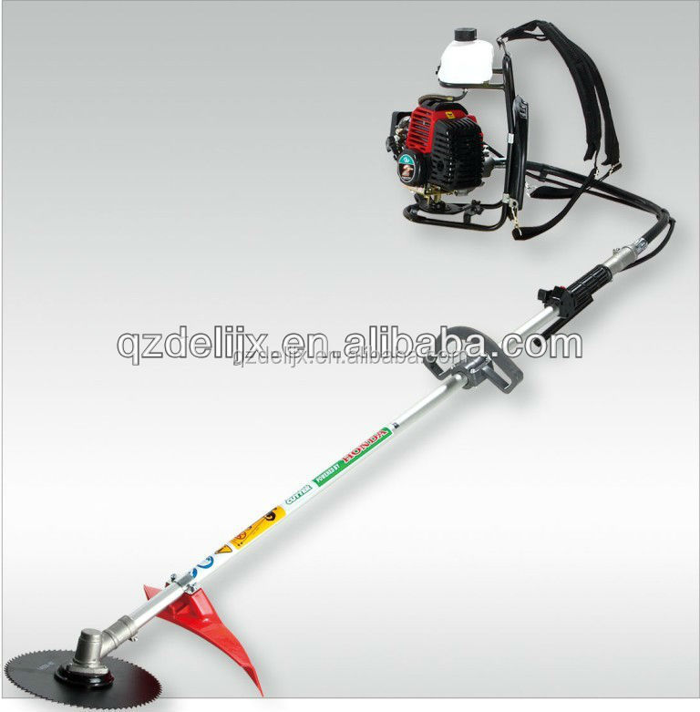 Gasoline Power Flexible Shaft Brush cutter used for cutting grass or bush