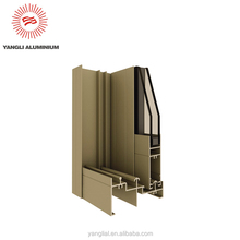 China supplier cheap price aluminum profile glass sliding window