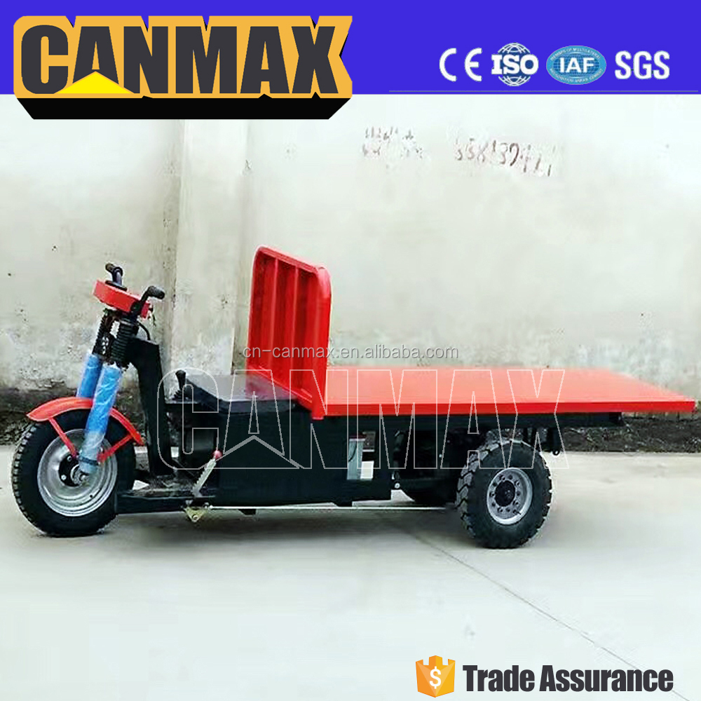 Big loading capacity electric tricycle used, dump truck for sale in dubai