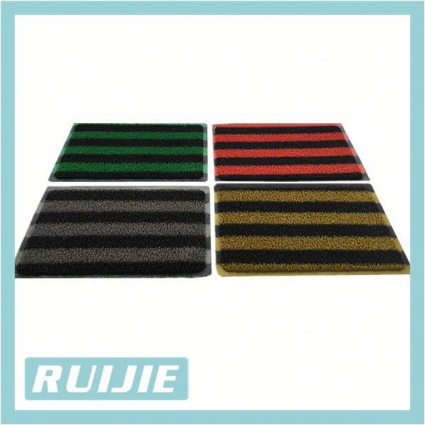 High quality anti slip aluminum 3d car floor mats