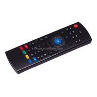Newest wireless 2.4GHZ Mini Keyboard MX3 Remote Control Fly Air Mouse for Android Tv , tv box and tablet pc