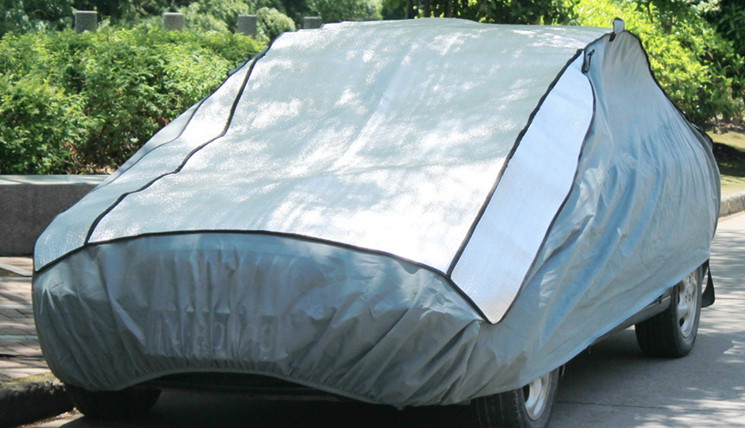 newly anti hail car body cover/covers hail proof car cover factory dorectly