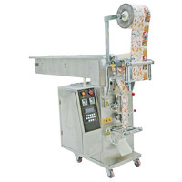 milk /grains/food powder vertical auto packaging machine with three side sealing