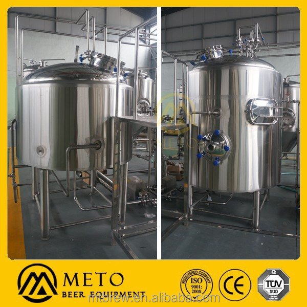 Complete used brewery equipment for sale 2500L per batch
