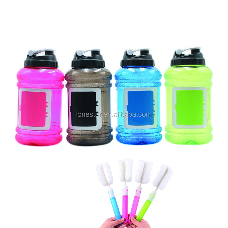 hot joyshaker bottle Wide Opening Fitness 2.2l protein shaker Water Bottle
