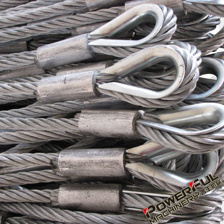 High Quality Non Twisting Flexible stainless steel wire rope fasteners for Sale from Manufacturer