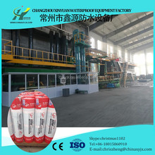 Roofing Material Bitumen Emulsion Waterproofing Membrane Production