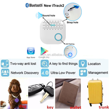2017 high quality Colourful promotional wireless Bluetooth key finder anti-lost alarm smart tag with factory price