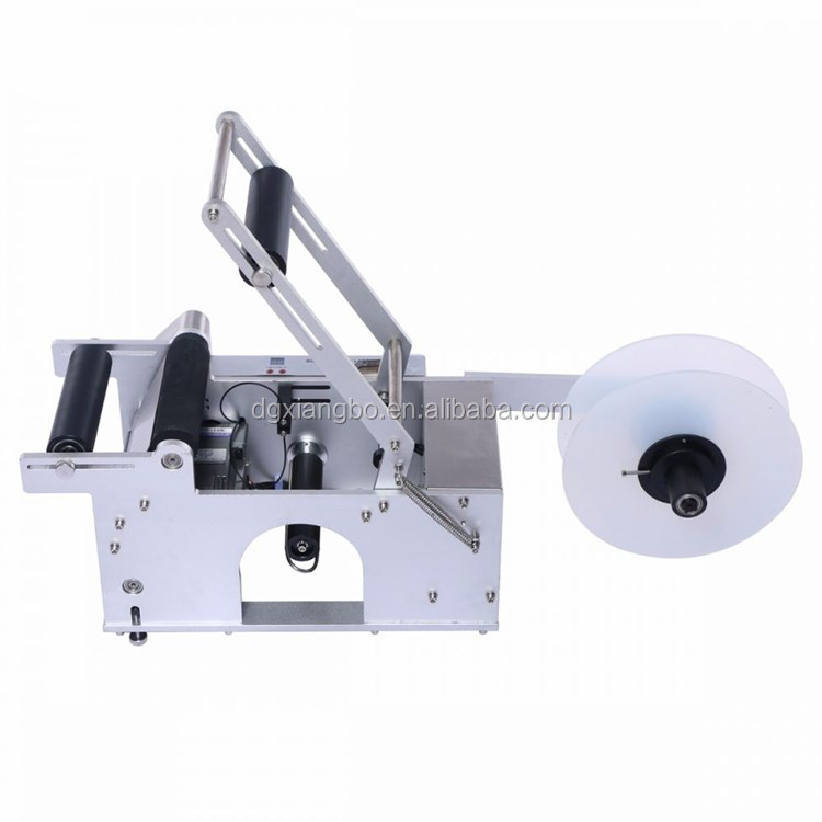 Low Price Semi Automatic Sticker Labeling Machine for Small Business