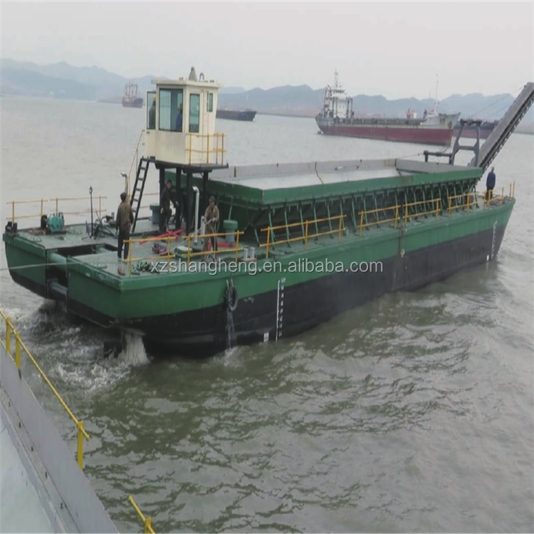 2017 Chinese brand HST1000 OEM Sand Transportation Ship for sale
