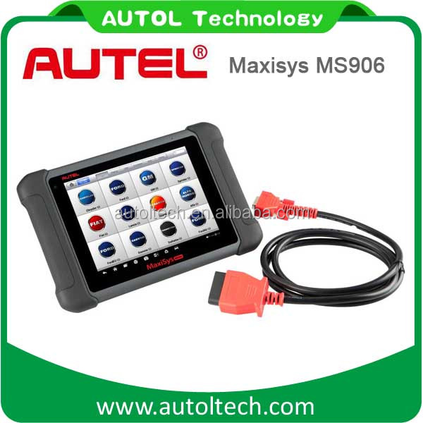 2016 New Arrival! 100% Original AUTEL MaxiSYS MS906 Replace Autel MaxiDAS DS708 Diagnostic Tools Free Shipping