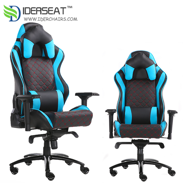 Height Adjustable Recliner Ergonomic Heavy Duty Office PC Gaming Chair