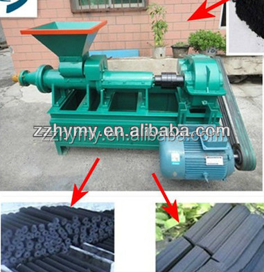 Good quality carbon powder briquette extruder machine