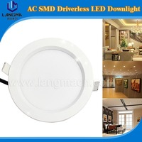 CE,SAA,RoHS,,LVD,FCC Certification and IP44 IP Rating led downlight 12W saa c-tick approved down light