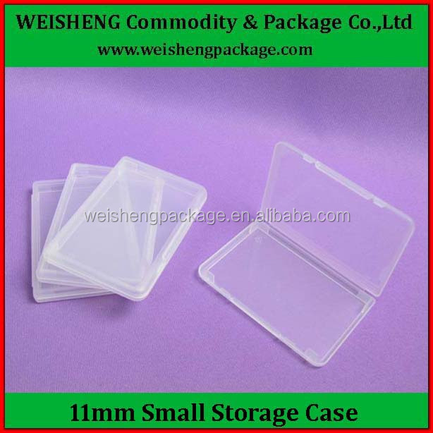 Cheap Clear PP Plastic Folding plastic container For Electronic Products Folding Plastic Packaging container