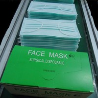 Face Mask Surgical Disposable Avoid Flus
