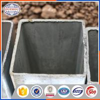 Testing Control Roofing Materials Thick Wall Support Astm A53 Galvanized Square Steel Pipe