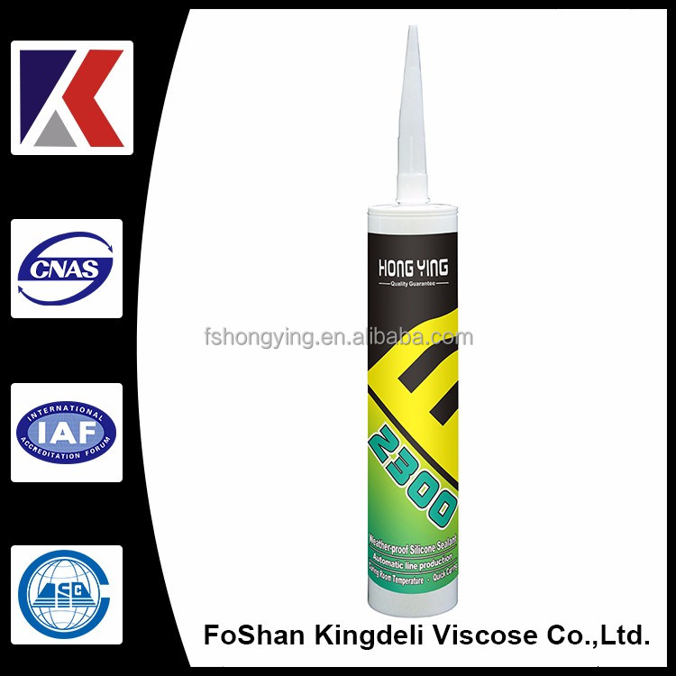 Outdoor Weatherproof Neutral Silicone Sealant