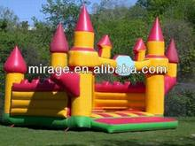 Indoor toys, inflatable bouncy combo slide