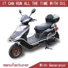 80cc jonway 5000 watts electric motor scooter with engine