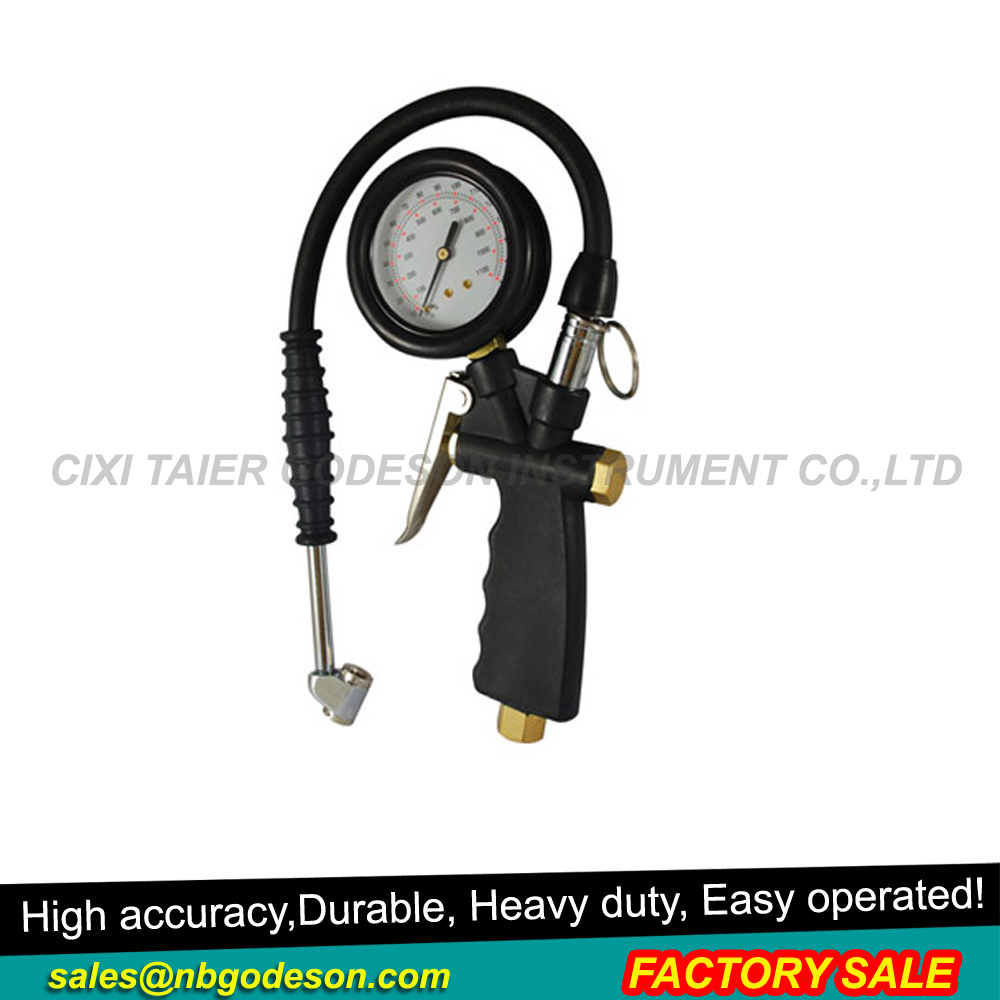 good sale Inflator gauge tire inflator for automotives