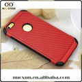 Latest design best praise for iphone 7 red leather case
