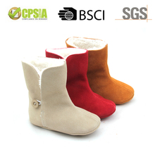 Wholesale Children Leather Boots Winter Boots