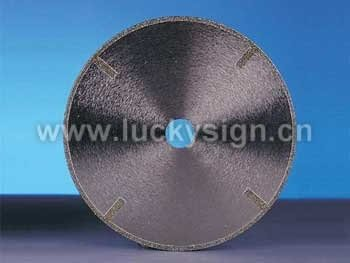 "7"" Diamond Segment Sintered Continuous Rim Tile Saw Blade Wheel Disc"