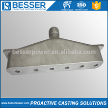 TS16949 304 investment casting 310 stainless steel silica sol casting factory