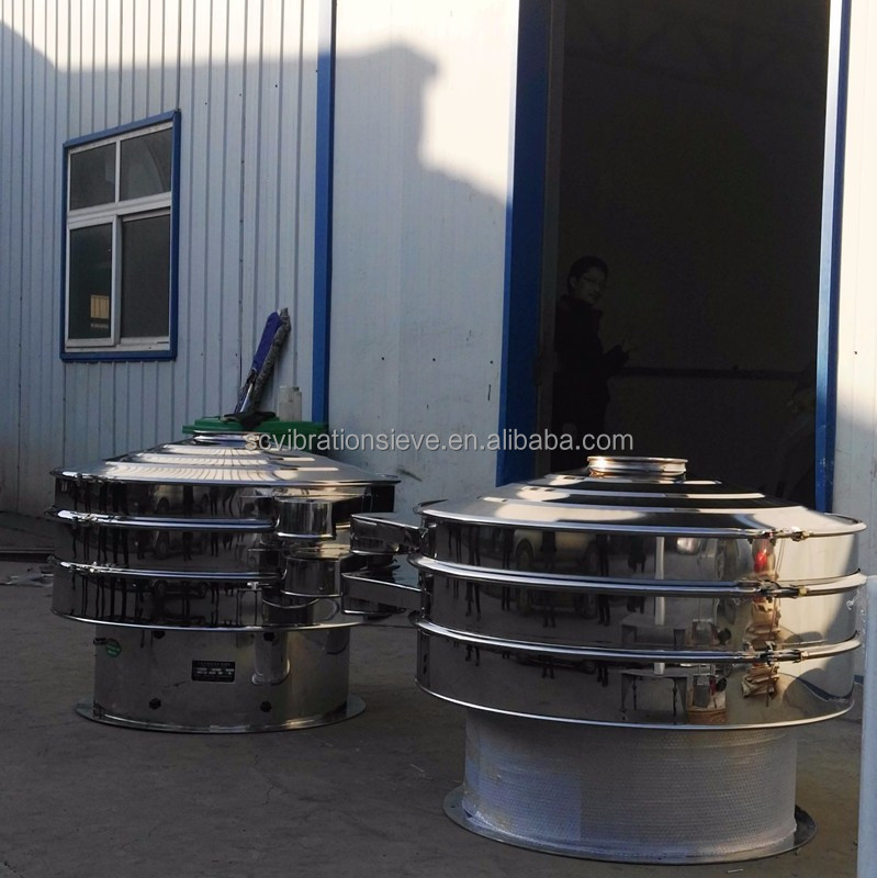 san chen skimmed milk cream industrial sieve equipment