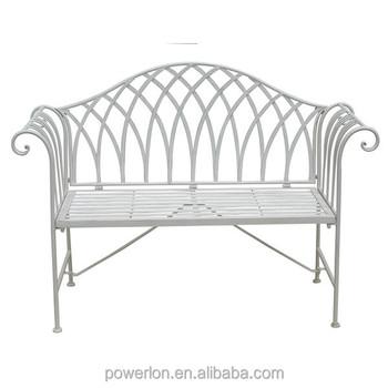 chic metal outdoor furniture anti white color buy anti white garden