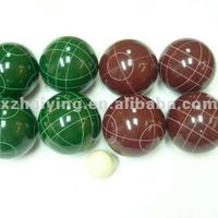 Resin Outdoor Sports Boccia Ball Set