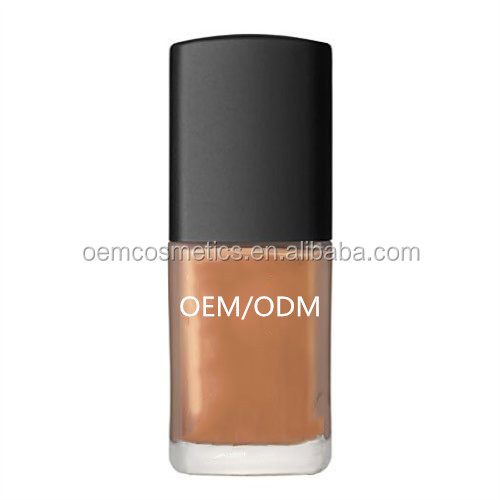 Private Label Matte Face Liquid Foundation For Makeup