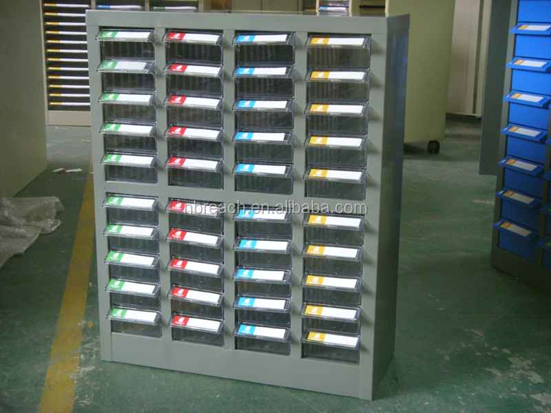 Popular 40 Drawers Electronic Component Cheap Storage Cabinet