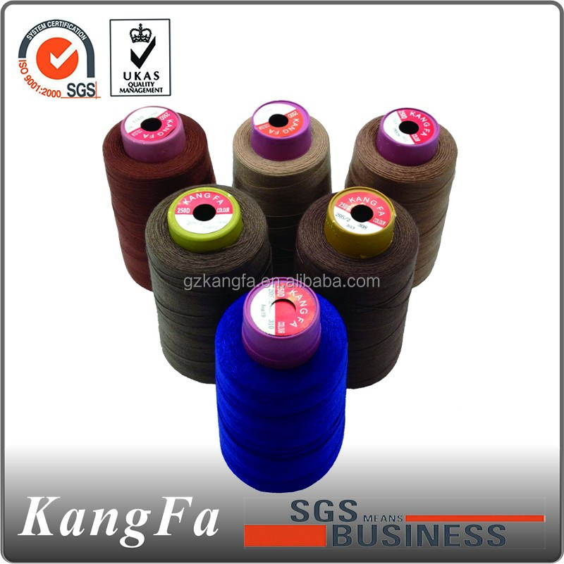 Kangfa dyed tube ptfe sewing thread factory