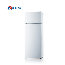 212L A+ A++ MEPS Defrost Fridge Double Door Refrigerator Water Dispenser Optional Refrigerators Wholesale Used Appliances